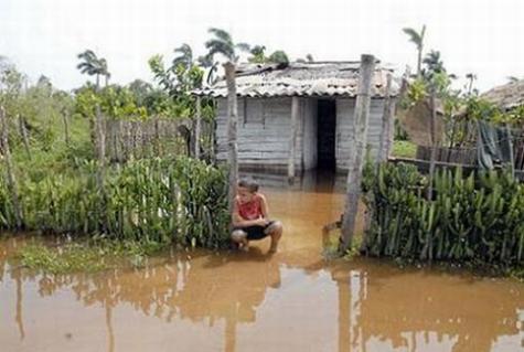 Auswirkungen des Hurrikan Ike in Cuba im September 2008 - juventudrebelde.cu
